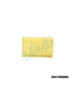 CAPA P/ELECTRODOS 50X100MM