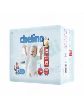 FRALDA BEBE CHELINO T/5...